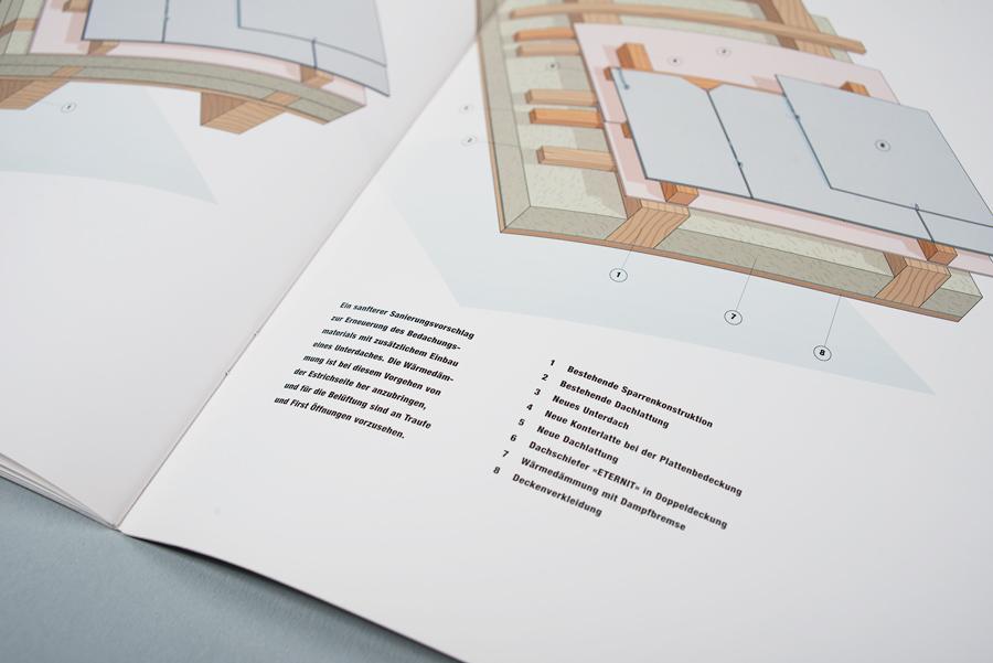 Eternit (Schweiz) AG | Ratgeber bauphysikalische Zusammenhänge für Dach