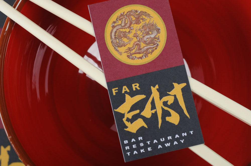 FAR EAST Asia Restaurant Take away Zug – Logo