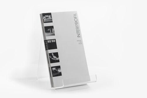 Interprofil Broschüre Cover 1992/93