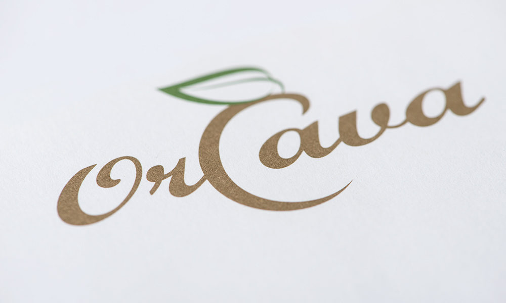 Orcava AG Corporate Design Logo