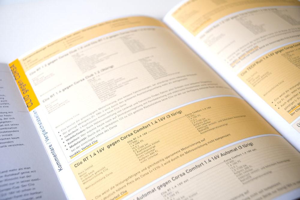 Renault Suisse SA Produktunterlagen