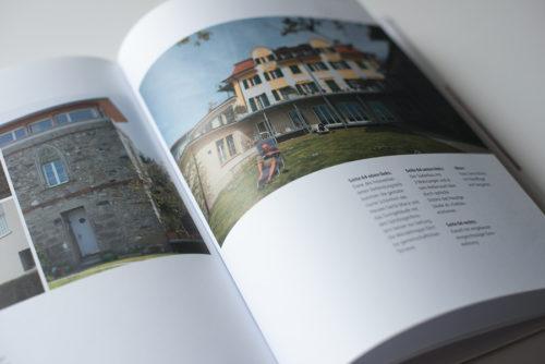 Buchgestaltung Santa Maria Zug Jubiläumsbuch