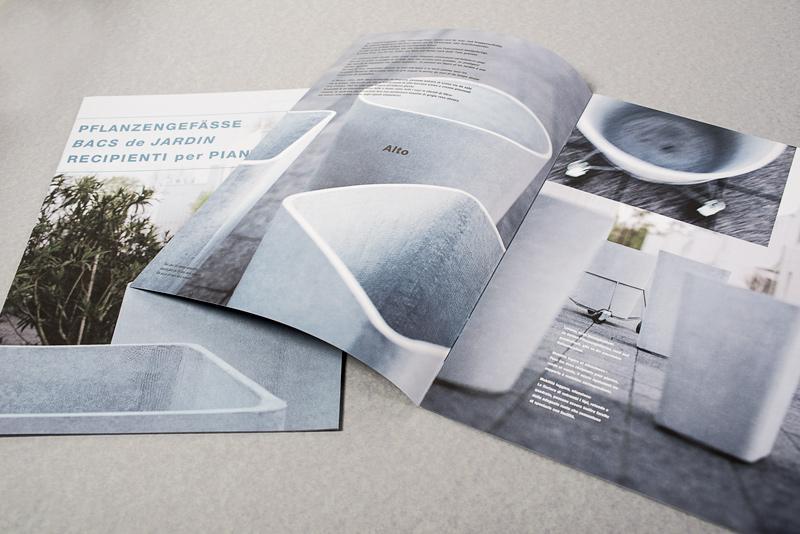 Eternit Schweiz Prospekt/Preisliste Klasiker Pflanzengefaesse aus Faserzement