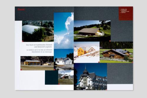 Eternit Schweiz Prospekt Dach