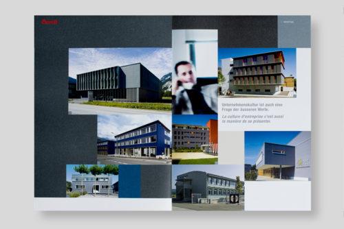 Eternit Schweiz Prospekt Fassade