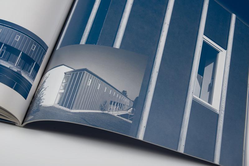 Eternit (Schweiz) AG   Themenheftreihe zur Konstruktion vorhehängter hinterlüfteter Fassaden aus Faserzement für Architekstudenten