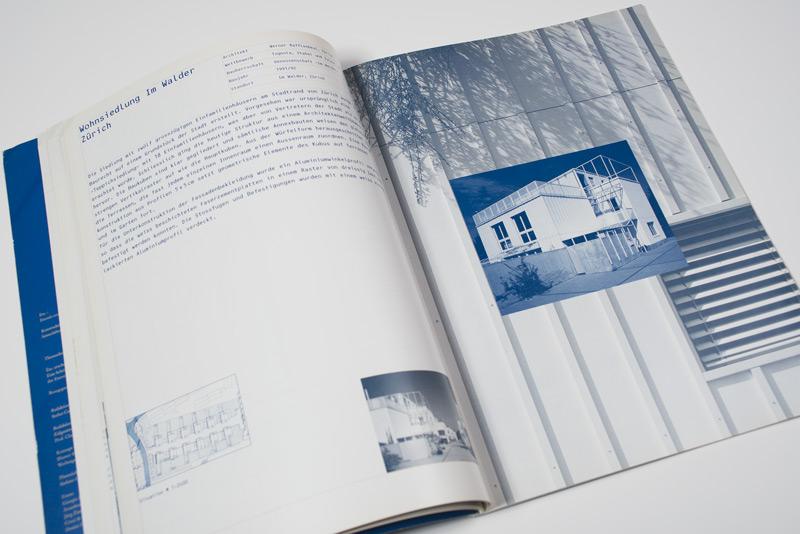Eternit (Schweiz) AG | Themenheftreihe zur Konstruktion vorhehängter hinterlüfteter Fassaden aus Faserzement für Architekstudenten