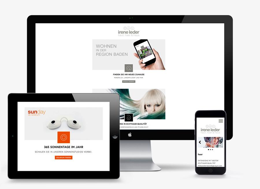 irene leder responsive webdesign